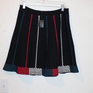 New BCBGMaxAzria Skirt Women Large Stretchy NWT